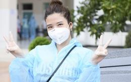 Hoa hậu Phan Hoàng Thu vào Quảng Nam làm từ thiện