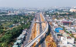 Soi quy hoạch hạ tầng giao thông 'khủng' của Thành phố Thủ Đức trong tương lai