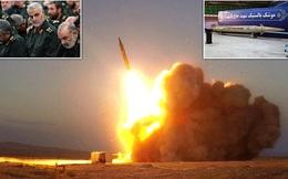 """Tung ra 2 tên lửa với những cái tên """"xóc óc"""" Mỹ và Israel: Thông điệp chết chóc của Iran?"""