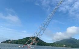 Tìm được thủ phạm đâm nghiêng trụ điện vượt biển đang lẩn trốn ở Phú Quốc