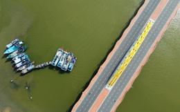 Bay trên Đà Nẵng mùa dịch, nhìn những khoảnh khắc thành phố như 'bất động'