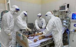 Mổ gấp cứu sống bệnh nhân Covid-19 bị sốc mất máu ở Bệnh viện dã chiến Hoà Vang