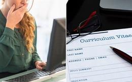 Vừa gửi CV xin việc, cô gái giận run người khi nhận được tin nhắn từ nhà tuyển dụng