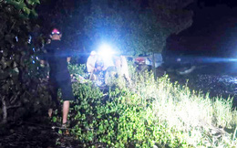Đã tìm thấy thi thể 2 nạn nhân còn lại trong vụ chìm ghe câu trên sông Ba Lai