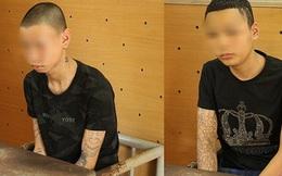 Nhóm thanh thiếu niên xăm trổ 14-18 tuổi dùng hung khí gây ra 24 vụ cướp táo tợn