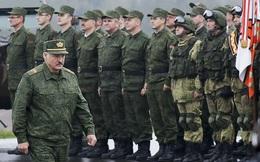 """Tổng thống Belarus cảnh báo """"cách mạng màu"""", lệnh quân đội sẵn sàng ứng phó"""