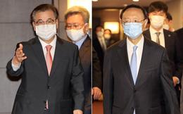 Hàn Quốc và Trung Quốc tiến hành hội đàm cấp cao nhất kể từ khi dịch COVID-19 bùng phát