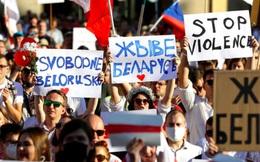 Belarus cáo buộc nước ngoài hỗ trợ tài chính kích động biểu tình