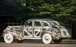 Pontiac Ghost Car: Chiếc ô tô trong suốt đầu tiên được sản xuất tại Mỹ với giá hơn 7 tỷ đồng