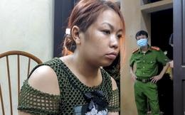 Tạm giữ hình sự người phụ nữ bắt cóc bé trai 2 tuổi ở Bắc Ninh