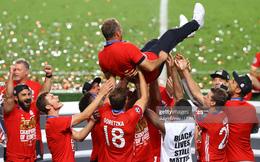 Bayern Munich xác lập kỷ lục vô tiền khoáng hậu sau chức vô địch Champions League