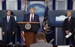 Tổng thống Trump thông báo đột phá trong điều trị Covid-19