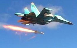 Chiến sự Syria: Cả gan tuyên bố sát hại thiếu tướng Nga, IS hứng mưa bom bão đạn ở Đông Syria