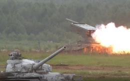 Quân đội Nga trình diễn hàng loạt khí tài hiện đại tại Diễn đàn Army-2020