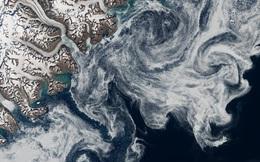 Nội trong năm 2019, băng khu vực Greenland tan với tốc độ 1 triệu tấn/phút