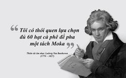 Ludwig Van Beethoven - cà phê và những bản giao hưởng khát vọng hạnh phúc