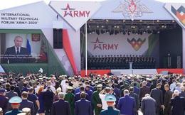 Khai mạc Hội thao quân sự quốc tế lần thứ 6 tại Nga
