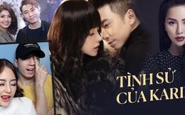Tình sử Karik: Yêu toàn hot girl đến sao đình đám, ồn ào nhất mối tình 3 năm với Trang Pilla, liệu Bella có là 'chân ái'?