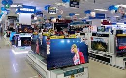 TV, tủ lạnh hạng sang chạy đua giảm giá hơn 50%