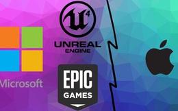 E ngại đòn trả đũa thảm khốc của Apple, Microsoft lên tiếng ủng hộ Epic