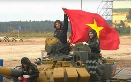 Đại tá Nguyễn Khắc Nguyệt: Thần tốc, bắn chuẩn, Việt Nam xuất sắc cán đích đầu tiên tại Tank Biathlon 2020
