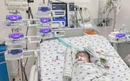 Bé sơ sinh 4 ngày tuổi đã suy hô hấp, co giật vì hạ đường huyết kéo dài