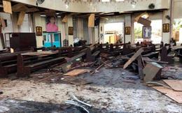 Đánh bom kép Philippines: Ít nhất 10 người chết, hàng chục người bị thương