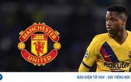 Chuyển nhượng 25/8: MU sẵn sàng chi hàng trăm triệu bảng cho sao trẻ Barca