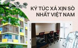 Những ký túc xá sinh viên sang xịn nhất Việt Nam, toàn chuẩn quốc tế, đầy dịch vụ tiện ích, nhưng giá cả ra sao?