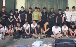 Bắt 21 đối tượng lừa đảo người Trung Quốc trốn truy nã tại Lào Cai