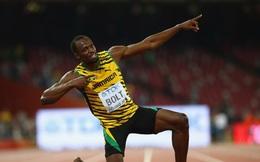 """Huyền thoại điền kinh Usain Bolt nghi nhiễm Covid-19, sao Man City gặp """"tai bay vạ gió"""""""