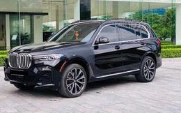 1 năm tuổi chạy 8.000km, hàng hiếm BMW X7 xuống giá rẻ hơn 1,6 tỷ đồng
