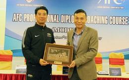 Giám đốc kỹ thuật người Nhật ở chung khu nhà với HLV Park Hang Seo