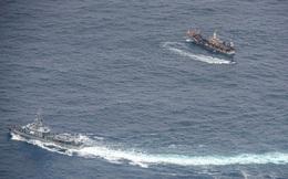 """Guardian: Nghiên cứu tàu cá Trung Quốc, chuyên gia """"sốc"""" vì một số liệu gấp hơn 50 lần Mỹ"""