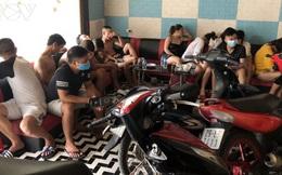 12 đối tượng tổ chức sử dụng ma túy trong quán karaoke ở Hải Dương