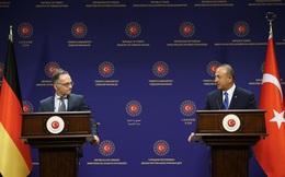 """Đông Địa Trung Hải """"dậy sóng"""": Đức kìm chế căng thẳng giữa Hy Lạp và Thổ Nhĩ Kỳ"""