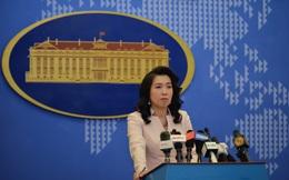 TQ liên tiếp tập trận ở Hoàng Sa, Việt Nam yêu cầu tôn trọng chủ quyền, hủy bỏ và không tái diễn