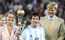 [Hồi ức] Không cùng Barca B dự giải đấu ở Việt Nam, Messi gây tiếng vang lớn tại U20 World Cup