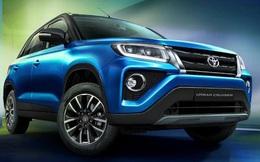 Toyota bất ngờ mở bán SUV giá rẻ: Đàn em Corolla Cross vừa ra mắt tại Việt Nam nhưng 'ruột' Suzuki