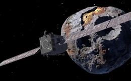 Sứ mệnh khám phá tiểu hành tinh chứa kho báu 10.000 triệu tỷ USD của NASA đạt dấu mốc quan trọng