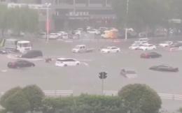 Địa phương đầu tiên ở Trung Quốc báo động đỏ vì mưa lớn do bão Bavi