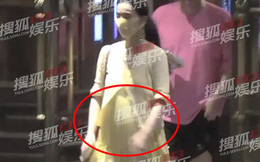 Xôn xao hình ảnh Phạm Băng Băng lộ vòng 2 lớn bất thường, rộ lên tin đồn mang thai