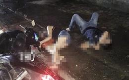 Hiện trường vụ nam thanh niên đi SH nổ súng khiến đôi nam nữ thương vong ở Thái Nguyên