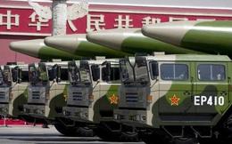 Trung Quốc phóng tên lửa ra Biển Đông