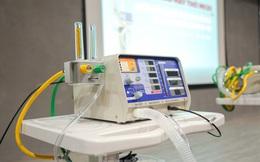 Bàn giao 540 máy thở MV20 cho 8 địa phương để điều trị COVID-19