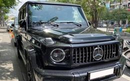 Mới tậu xe 1 năm, đại gia Hà Nội bán lại Mercedes-AMG G 63 Edition 1 với giá 11,6 tỷ đồng