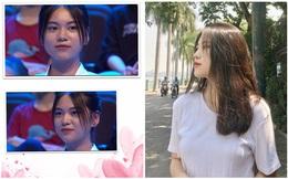 """Xuất hiện vài giây trên VTV, cô gái được dân mạng liên tục """"thả thính"""" bằng thơ"""