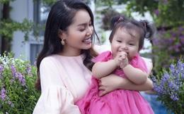 Nguyễn Ngọc Anh khoe con gái đáng yêu như búp bê