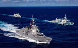 Trung Quốc phóng 2 tên lửa ra biển Đông, Tư lệnh Mỹ nói luôn sẵn sàng đối phó