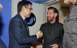"""Bất ngờ dùng """"đòn hi sinh"""", Chủ tịch Barca khiến Messi có thể biến thành kẻ phản diện"""